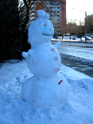 snowman with penis.JPG