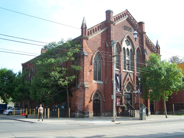 Berkeley Church - Ceremony Sites, Reception Sites, Ceremony & Reception - 315 Queen Street East, Toronto, ON, Canada