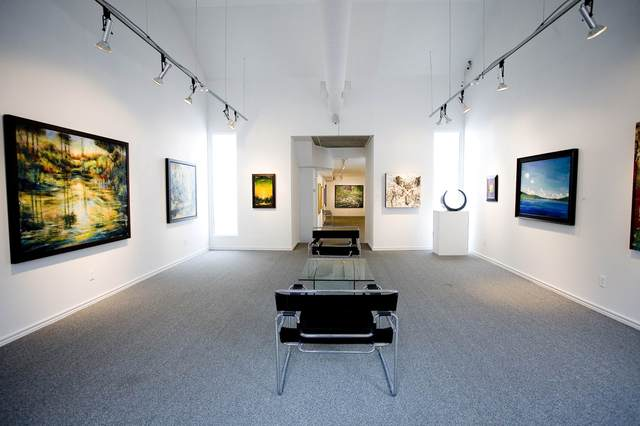 art gallery interior design  group picture, image by tag