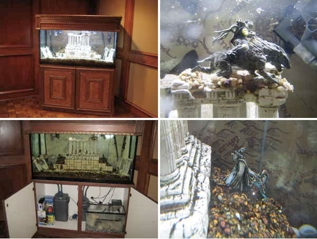 One spring to rule them all for Fish tanks craigslist