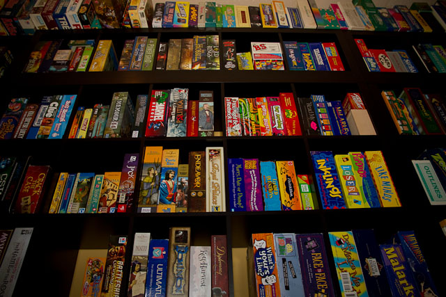 board game collection