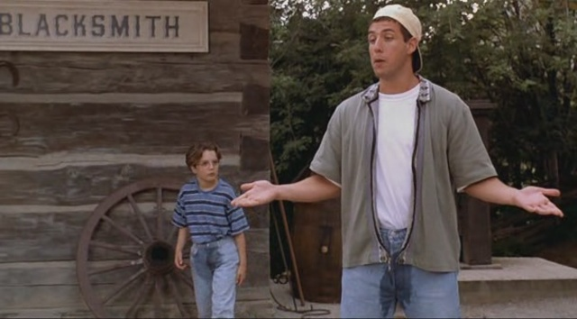 billy madison opening scene