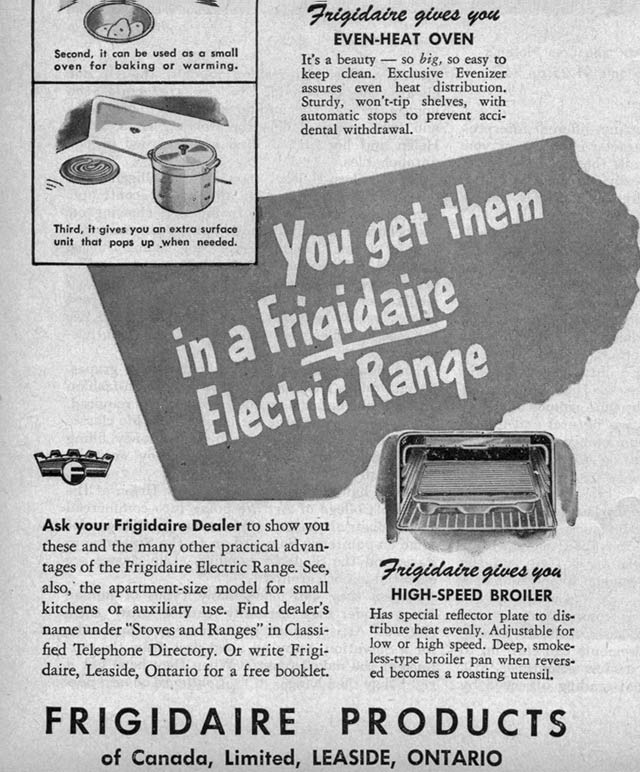 Vintage Toronto Ads Be Sure Of Your Radiantubes And