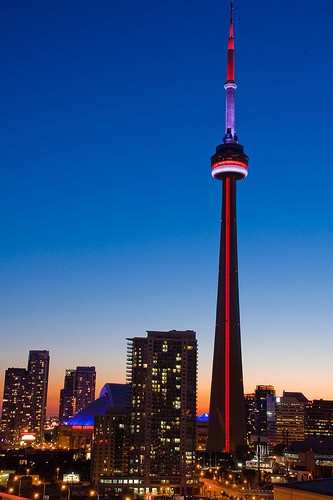 The Cn Tower Is Dead Long Live The Cn Tower