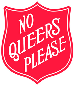 No Queers Please