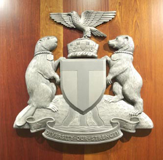 Mayor's Office Coat of Arms