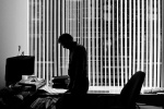 Man In Office by PDPhotography