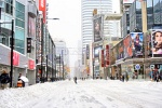 Car Free Yonge Street Holiday Season Shopping by Metrix X