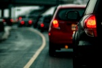 Rush Hour traffic on the DVP by aubreyarenas | phtgrphr