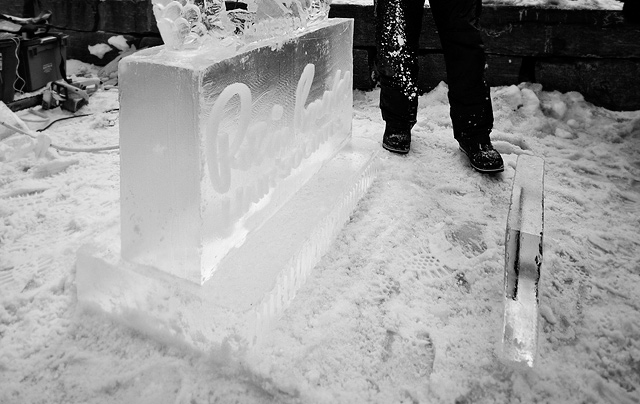 Icefest 08 by Miles Storey