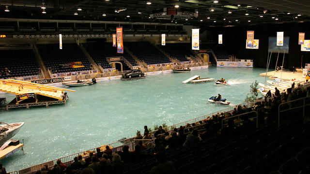 The Lake at the Toronto Boat Show