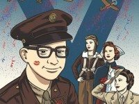 Fake Prom's conscripting for a Second World War–era, military-themed ball tonight. Detail of an image by Aaron Ber.