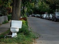"University of Toronto is working to make toilets greener. Photo by {a href=""http://www.flickr.com/photos/postbear/5045668592/""}postbear{/a}, from the {a href=""http://www.flickr.com/groups/torontoist/""}Torontoist Flickr Pool{/a}."