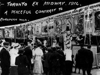 CNE Midway, 1914. City of Toronto Archives, Fonds 1244, Item 877.