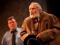 Michael Hanrahan and David Fox in The Price at Soulpepper. Photo by Cylla von Tiedemann.