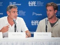 Tensions mount as Ryan Gosling prepares to make a run at Clooney's People-certified World's Sexiest Man dynasty.
