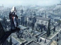 A screenshot of Assassin's Creed, a critically and commercially acclaimed game from Ubisoft Montreal.