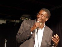 Comic Makesi Arthur passed away suddenly on Monday September 12. He was 29. Photo by Skye Regan.