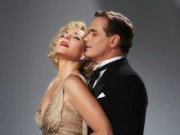 Kim Cattrall and Paul Gross leave their TV alter egos in the dust. Photo by Hugo Glendinning.
