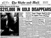 Globe and Mail of September 26, 1952.