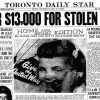Toronto Star of October 10, 1952.