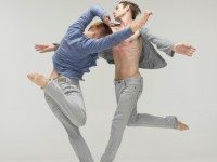 Ryan Lee and Brendan Wyatt perform in ProArteDanza's Season 2011. Photo by andric.biz.