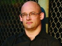 Author Clay Shirky. Photo courtesy of IFOA.