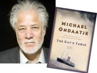 Author Michael Ondaatje. Photo courtesy of IFOA.
