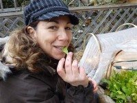 Arlene Hazzan of Green of the Backyard Urban Farm Co.