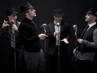 A capella quartet Cadence. Photo courtesy of the Canadian Opera Company.