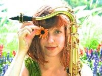 Shannon Graham performs at The Tranzac tonight. Photo courtesy of Shannon Graham.