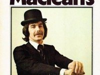 Cover, Maclean's, April 1972.