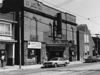 The Naaz Theatre, 1430 Gerrard Street East, 1981, from the Toronto Public Library.