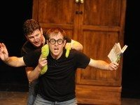 Daniel Clarkson and Jeff Turner of Potted Potter. Photo courtesy of Seabright Productions.