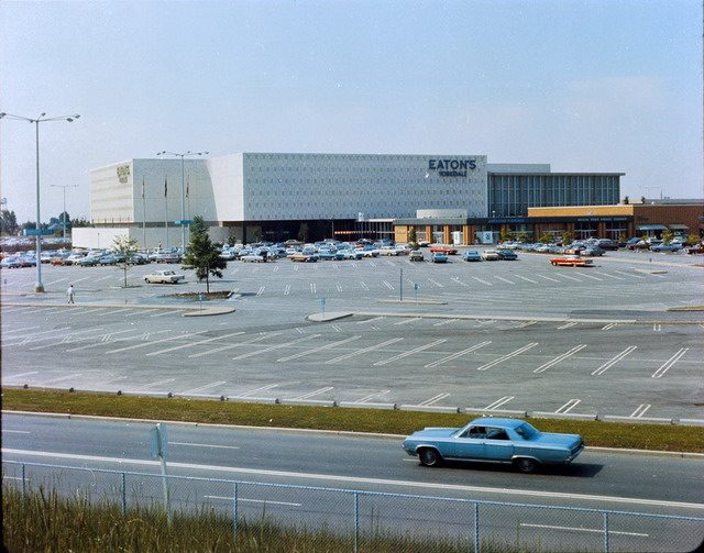 Historicist Yorkdale Mall And The Aesthetics Of Commerce