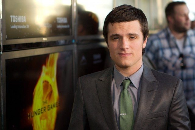 This is Josh Hutcherson.
