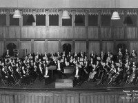 Toronto Symphony Orchestra, 1931-1932, from the City of Toronto Archives, Fonds 329, Series 1569, File 8.