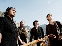Shanren, a Beijing rock band, will be playing at this weekend's launch of a book about the rock music movement in China. Photo courtesy of Anna Withrow.