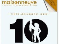 The top half of the cover of Maisonneuve's latest issue.