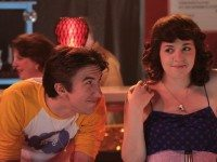 Mark Litle and Kayla Lorette, co-stars in the upcoming film Rollertown, are both nominees at tonight's 1st annual I Heart Jokes Awards for local comedy.