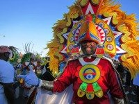 "A participant in last year's Scotiabank Caribbean Carnival Toronto. Photo by {a href=""http://www.flickr.com/photos/15574096@N00/6026931820/""} refreshment_66 from the Torontoist Flickr Pool.{/a}"