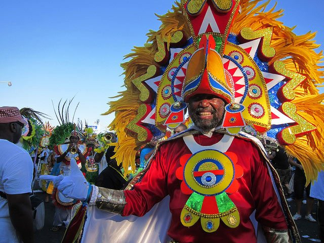 Jump Up for the Scotiabank Caribbean Carnival Toronto