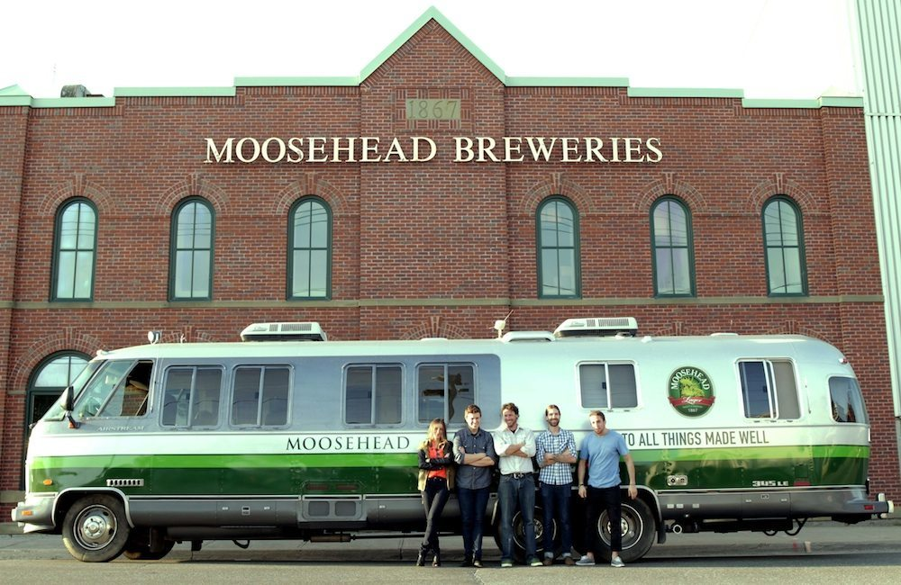 The Moosehead Airstream