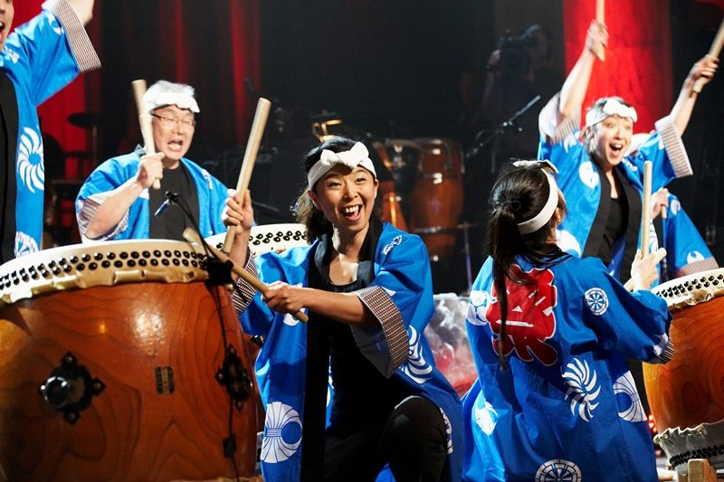 Don't miss this weekend's Toronto Taiko Festival Concert. Photo courtesy of Young Park.