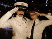 Last year's Fake Prom, which had a military theme. Photo courtesy of Fake Prom.