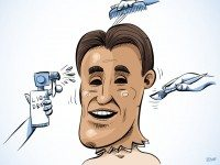 "Coming this season on ""Face Off"" - the ""Make Ben Mulroney's Hideous, Inhuman Visage For a Day"" challenge."