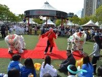 This weekend, the Vietnamese Lantern Festival returns. Photo courtesy of Harbourfront Centre.