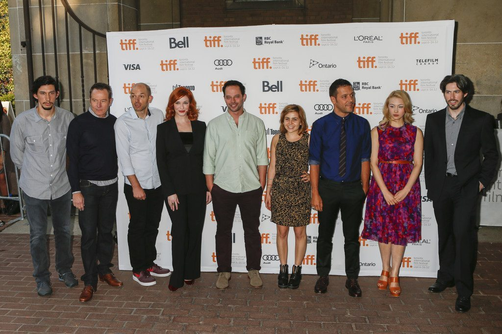 'American Beauty' reading - TIFF 2012