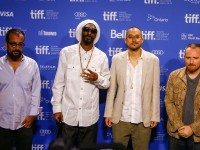 'Reincarnated' press conference - TIFF 2012