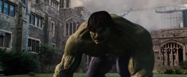 The Incredible Hulk Fight 1 Of 2 171 Grading Fight Scenes